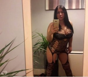 Alyson transvestite call girl in Katy, TX